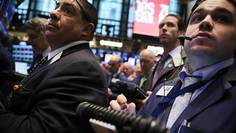 PBS NewsHour -- Has the market rally in biotech stocks hit a wall?