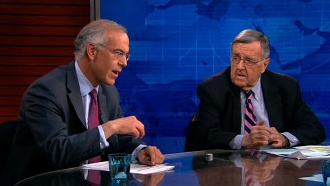 PBS NewsHour -- Shields and Brooks on Sebelius' legacy, Civil Rights Act