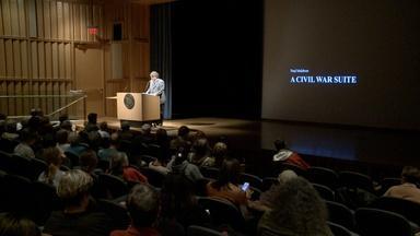 Paul Muldoon reads 'A Civil War Suite'