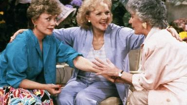 Baby boomers take cues from 'Golden Girls'
