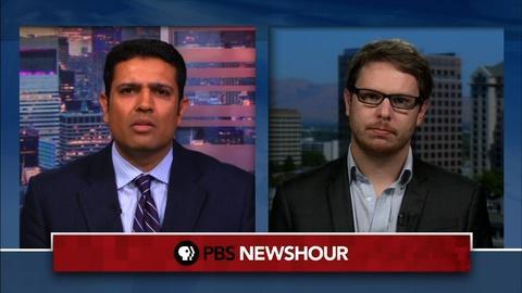 PBS NewsHour -- Kepler telescope spots a planet that seems a lot like home