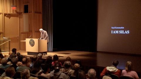 PBS NewsHour -- Yusef Komunyakaa reads 'I Am Silas'