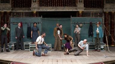 All the world's a stage at Shakespeare's 450th anniversary