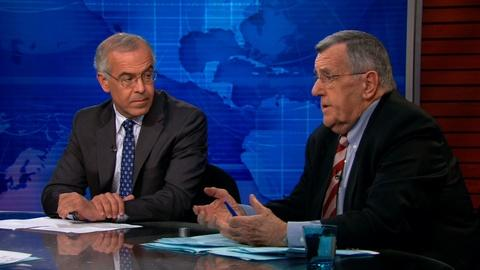 PBS NewsHour -- Shields and Brooks on the flagging labor force