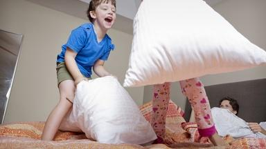How parenting evolved into cultivating kids' happiness