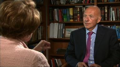 Russia's former foreign minister on Putin's motivations