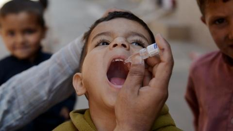 PBS NewsHour -- Once nearly eradicated, polio makes fresh comeback