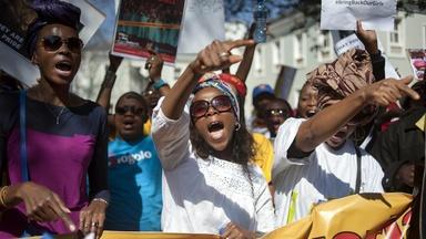 'Slow progress' for U.S. on addressing terrorism in Africa