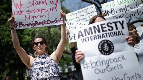PBS NewsHour -- How #BringBackOurGirls spread around the world