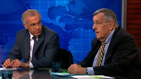 PBS NewsHour -- Shields and Brooks on primary points for mainstream GOP
