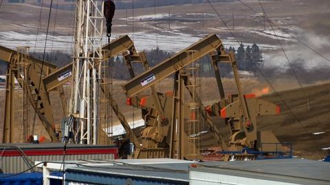 PBS NewsHour -- Oil brings boom times and safety concerns to North Dakota