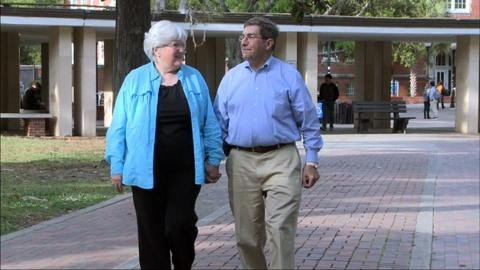 PBS NewsHour -- Why more seniors are retiring on college campuses