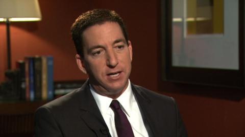 PBS NewsHour -- Glenn Greenwald talks private company collusion with NSA