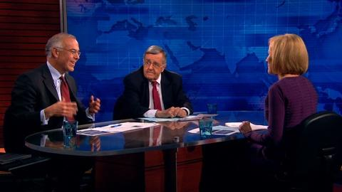 PBS NewsHour -- Shields and Brooks on Brown v. Board legacy