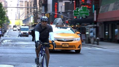 PBS NewsHour -- Statistics reveal how America bikes to work