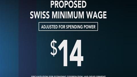 PBS NewsHour -- Swiss voters reject plan to set a minimum wage