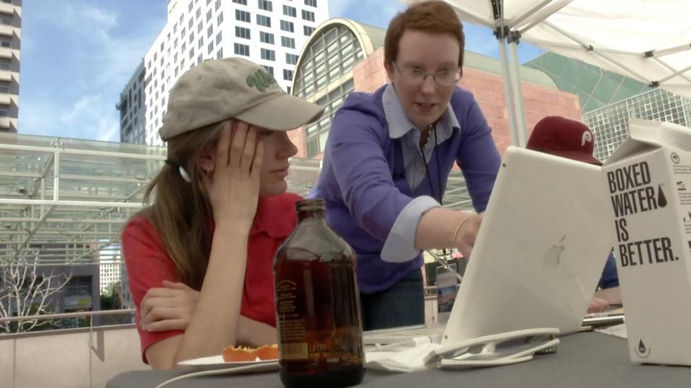 'Wikipedian' editor took on website's gender gap image