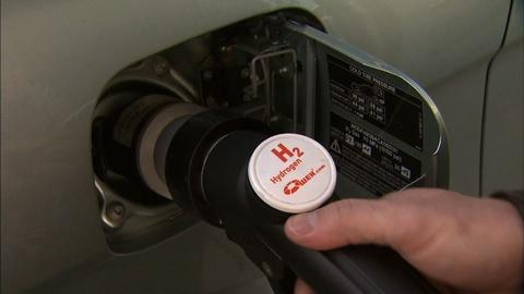 PBS NewsHour -- Will investment in hydrogen-powered cars pay off?