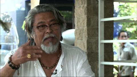 PBS NewsHour -- Former Burmese movie star finds leading role as activist