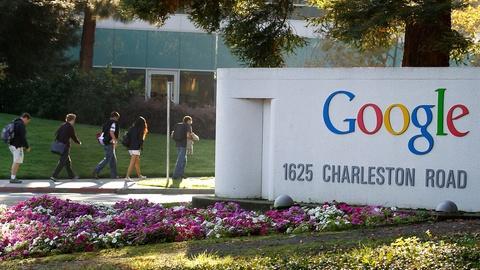 PBS NewsHour -- Google report shows women and minorities left behind