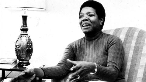 PBS NewsHour -- Remembering Maya Angelou's iconic voice