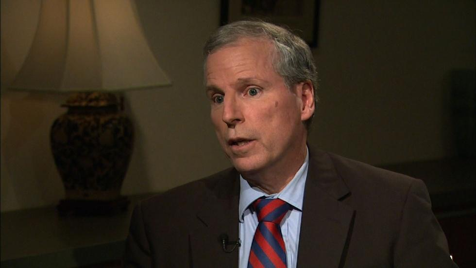 Former ambassador criticizes 'behind the curve' Syria policy image