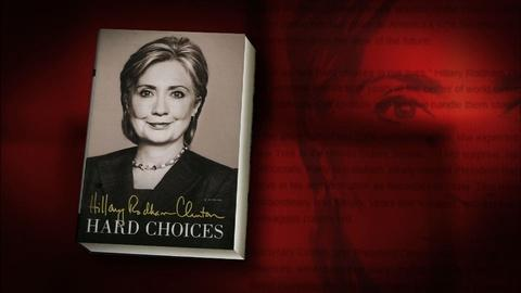 PBS NewsHour -- Is 'Hard Choices' a presidential pitch for Clinton?