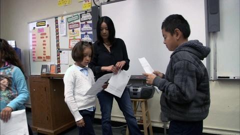 PBS NewsHour -- Debating tenure protections for public school teachers