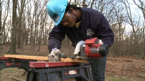 PBS NewsHour -- Passing down the passion for preservation with hands-on work
