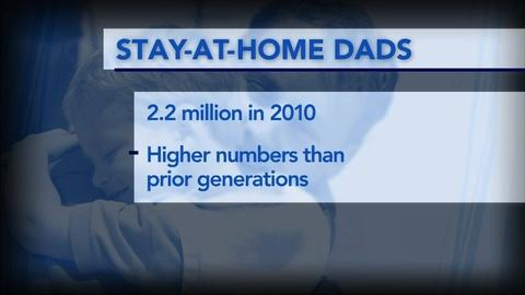 PBS NewsHour -- Why more American dads are choosing to stay home