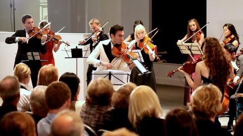 PBS NewsHour -- Auction for 18th century viola starts at $45 million