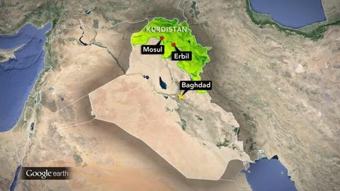 PBS NewsHour -- Kurdistan remains oasis of calm amid Iraq tumult