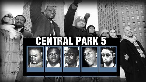 PBS NewsHour -- Struggle by 'Central Park 5' ends in $40 million settlement