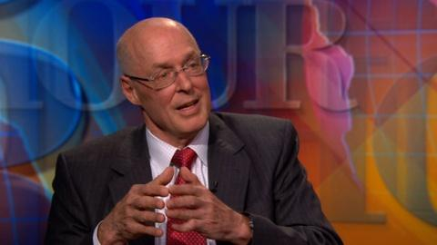 PBS NewsHour -- Hank Paulson says he supports Keystone pipeline