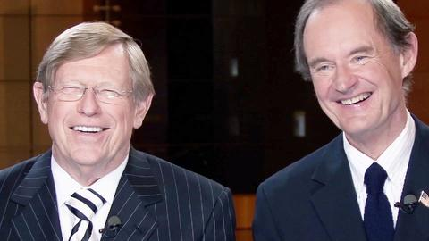 PBS NewsHour -- Ted Olson and David Boies team up against Prop 8