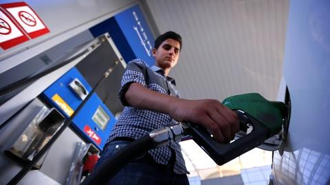 PBS NewsHour -- Assaults on Iraq oil fields sow worry over global gas prices