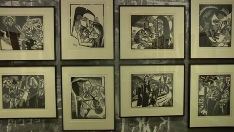 PBS NewsHour -- 'Degenerate Art' exhibit explores Nazi assault on modern art