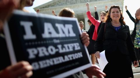 PBS NewsHour -- Supreme Court limits health care law's contraception mandate