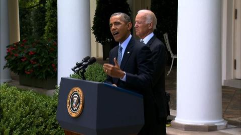 PBS NewsHour -- President Obama says that until Congress does something