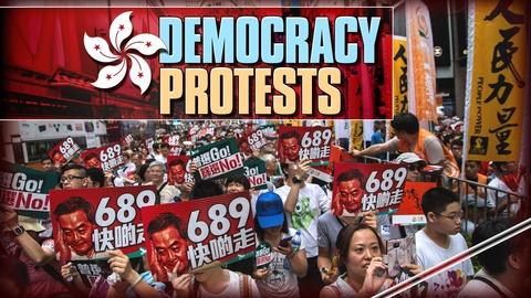 PBS NewsHour -- Can China assuage Hong Kong's discontent over autonomy?