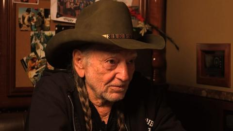 PBS NewsHour -- Willie Nelson describes the first time he ever performed