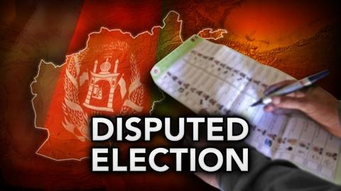 PBS NewsHour -- Alleged fraud halts progress in Afghan presidential election