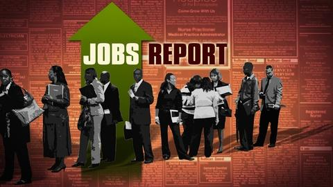 PBS NewsHour -- What's driving the good jobs news for the month of June?