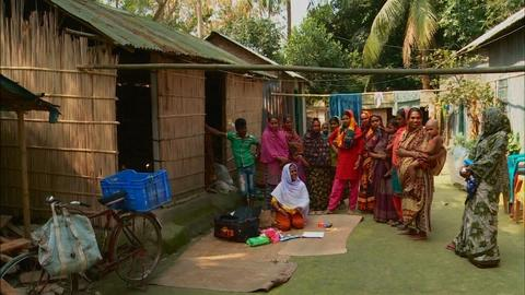 PBS NewsHour -- Consumerism stirs age-old beauty biases to rural Bangladesh