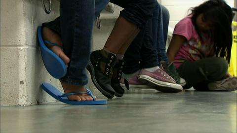 PBS NewsHour -- What's driving migrant children to cross the U.S. border?