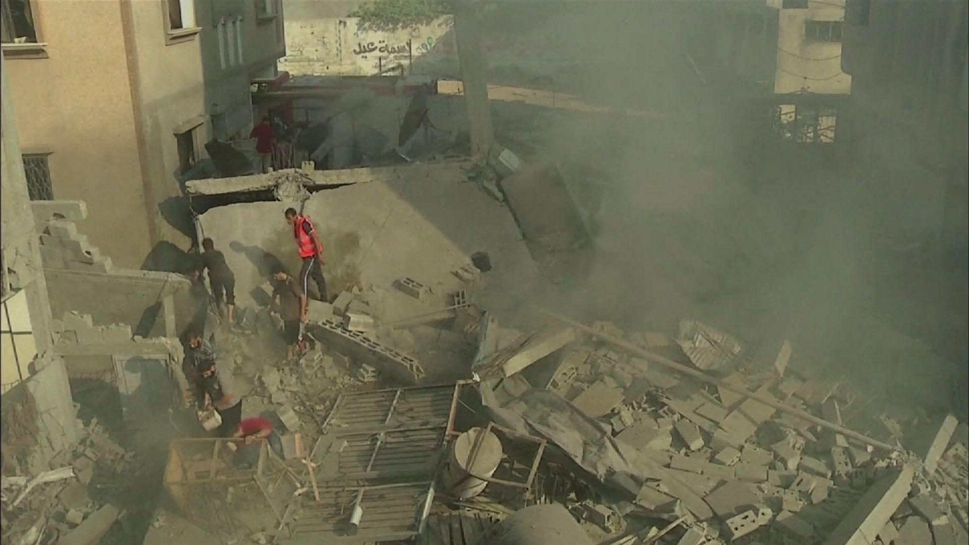 How Hamas' rocket stockpile may dry up