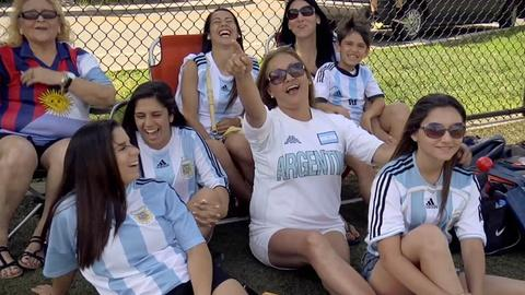 PBS NewsHour -- Local 'World Cup' brings Rio fervor to New York City