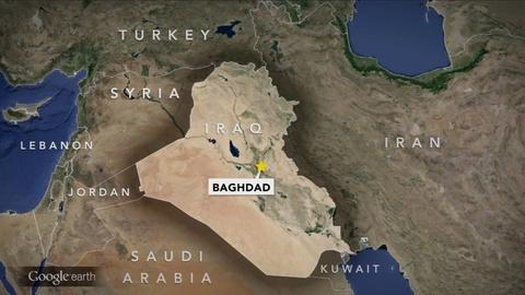 PBS NewsHour -- Iraq military aid may offer little help