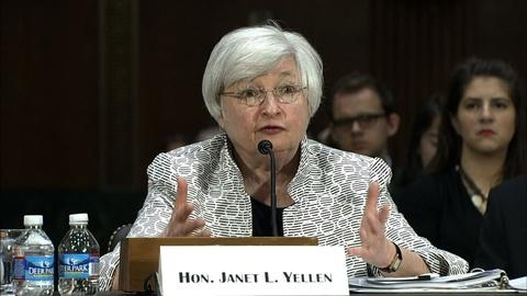 PBS NewsHour -- Yellen cautions against being overly-optimistic