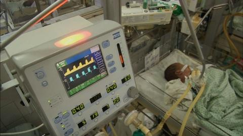 PBS NewsHour -- In Vietnam, new equipment gives infants a breath of life